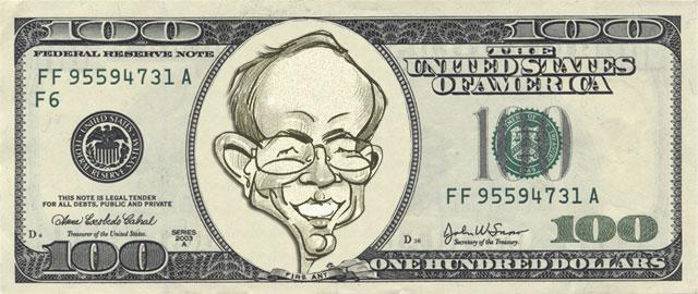 $100 Reimagined