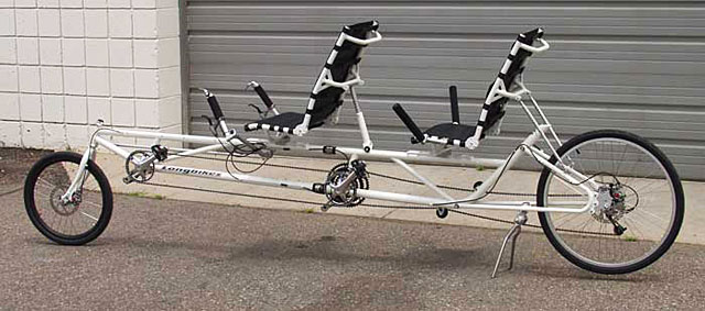 Photo - Gulfstream Recumbent Tandem