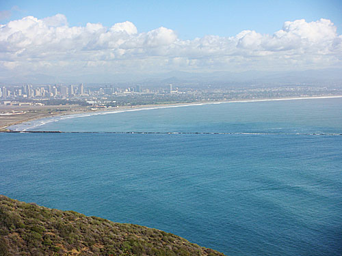 Photo - View of San Diego and Coronado from Point Loma