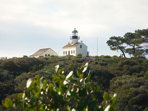 Photo - Old Point Loma Lighthouse
