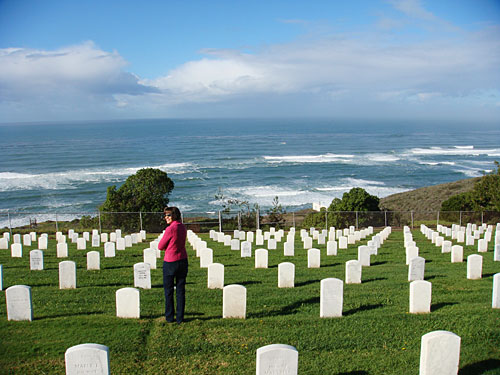 Photo - Rosecrans National Cemetery