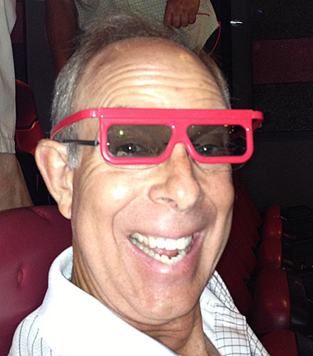 Photo of some mook in 3D glasses