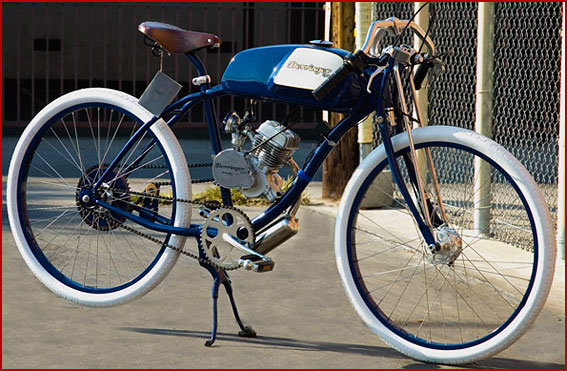 Photo of a Derringer bike