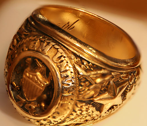 Photo of Aggie Ring