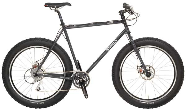 Photo of a Surly Pugsley
