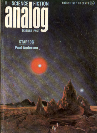 Cover - August, 1967