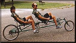 Photo - Ryan Duplex Recumbent Tandem