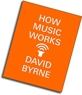 Book cover - How Music Works