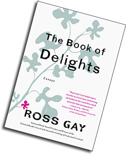 Book cover - The Book of Delights