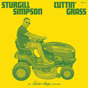 Album Cover - Cuttin' Grass