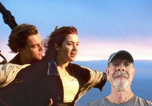 Me and my good Titanic buddies