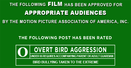 Graphic - Fake MPAA film rating