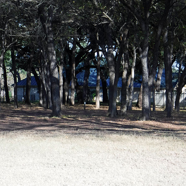 Photo - Our house as viewed from the Ram Rock golf course
