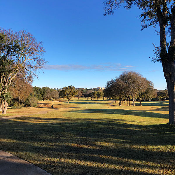 Photo - A view of the Ram Rock #14 fairway