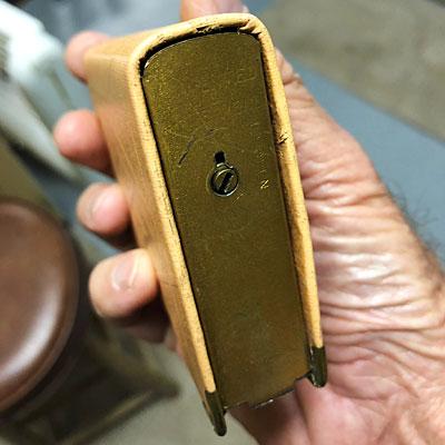 Photo - Piggy bank lock